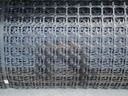 PP Extruded Geogridc 2cm*2cm small mesh 20KN/M 200gsm Geogrid Fabric for Safety Fence or Road Construciton-Roadgrid